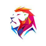 colorful-creative-lion-head-logo